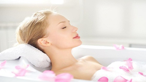 Làn da ngày càng bị 'xập xệ' nếu dùng sữa tắm sai cách