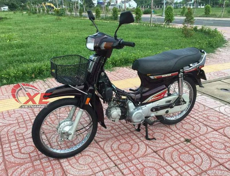 Dân chơi Hà Nội rã Honda Dream Thái 180 triệu bán phụ tùng-1