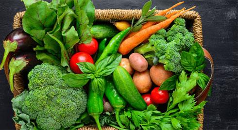 15 loại rau củ tốt cho người bị trào ngược dạ dày
