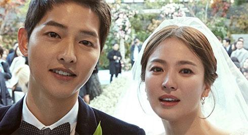 Chấn động: Song Joong Ki đệ đơn ly hôn Song Hye Kyo