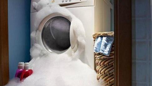 6 sai lầm khiến máy giặt hỏng lên hỏng xuống, tốn điện hơn điều hòa