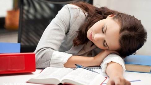 5 'thủ phạm' khiến cơ thể mệt mỏi buồn ngủ