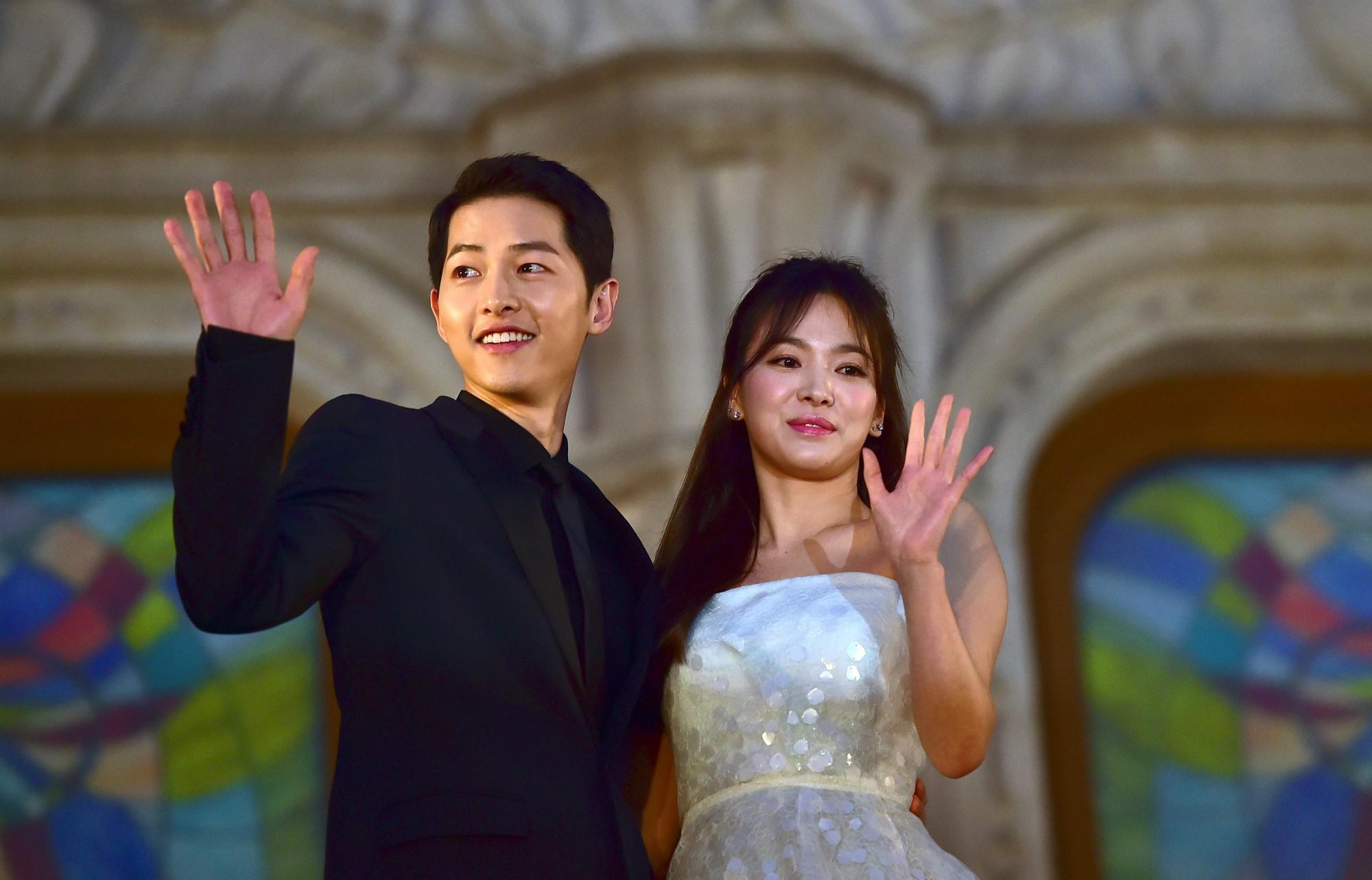 Từ đám cưới dậy sóng cả Châu Á đến lâu đài tình yêu cổ tích Song - Song sụp đổ: Kết thúc đúng lúc còn hơn đổ lỗi-3