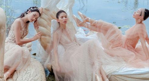 Thùy Dương, Hằng Nguyễn, Quỳnh Anh gợi ý váy mùa hè