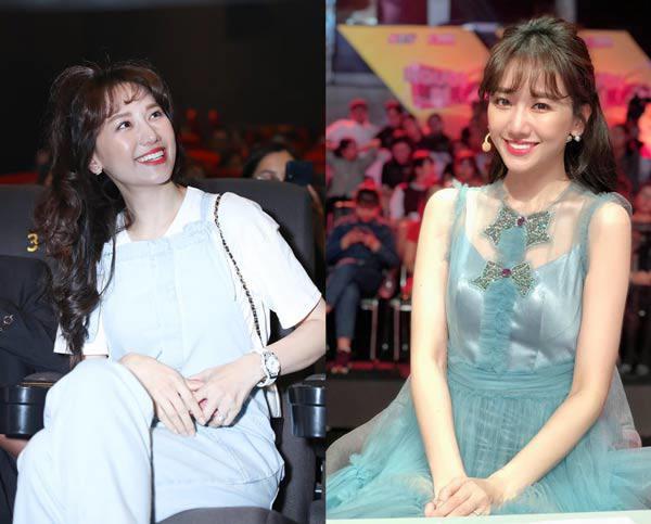 """Hồ Ngọc Hà và Minh Hằng cạnh tranh danh hiệu Nữ hoàng"""" màu mè nhất mùa hè này?-9"""
