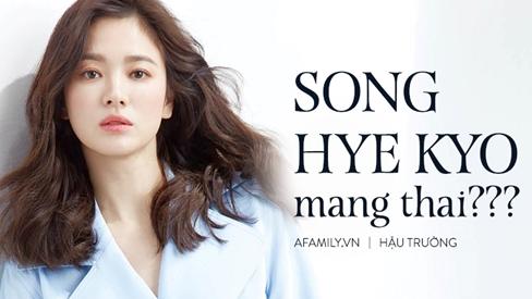 Báo Trung đưa tin Song Hye Kyo mang thai nhưng không phải con của Song Joong Ki?