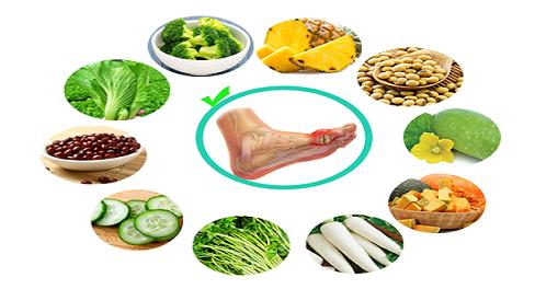 Chế độ ăn cho người bị gout khoa học nhất