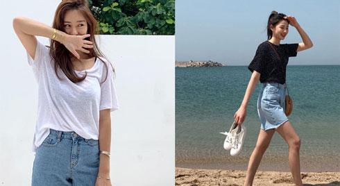 4 kiểu quần jeans bạn tha hồ diện vào mùa hè mà không lo nóng bức