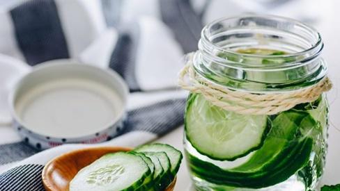 Cách làm nước detox dưa leo và nước ép dưa leo giảm cân