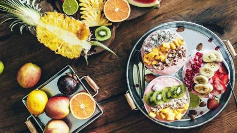 Nghệ thuật ăn uống mùa hè giúp bạn ngon miệng, đầy đủ chất
