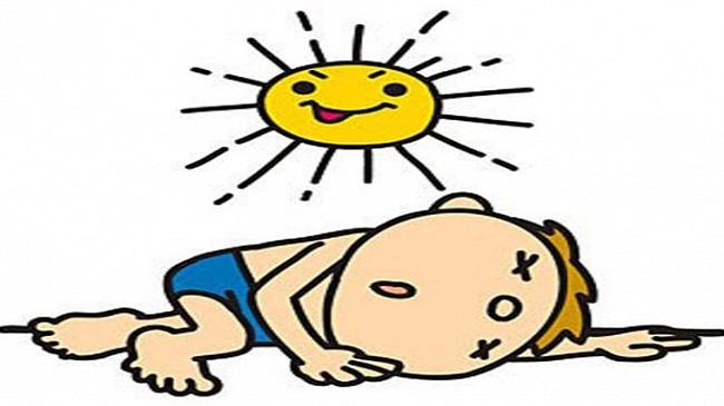 Mẹo phòng chống đột quỵ do say nắng