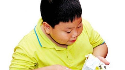 Gần 90% trẻ em ở thành thị bị thừa cân béo phì