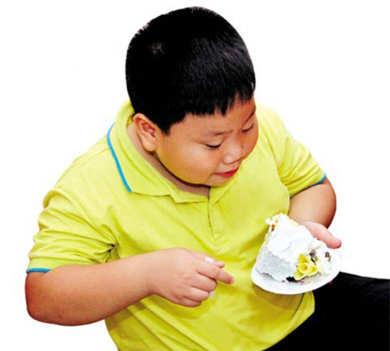 Gần 90% trẻ em ở thành thị bị thừa cân béo phì-1