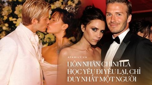 Cuộc hôn nhân 20 năm của David Beckham - Victoria: Khi hai kẻ cứng đầu chọn đối đãi với tình yêu bằng cách