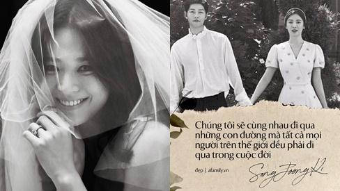Chuyện ly hôn nhà Song - Song xứ Hàn hay cuộc tình 17 tỷ xứ Việt đủ để nói lên 1 điều: Bản chất đàn ông sau chia tay mới được bộc lộ hết