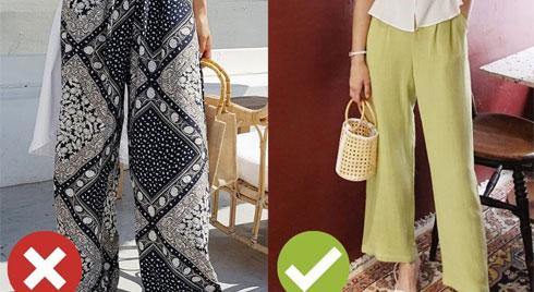 """Xin được nhấn mạnh: 5 kiểu ăn mặc sau đây sẽ khiến chị em công sở trông """"quê một cục"""""""