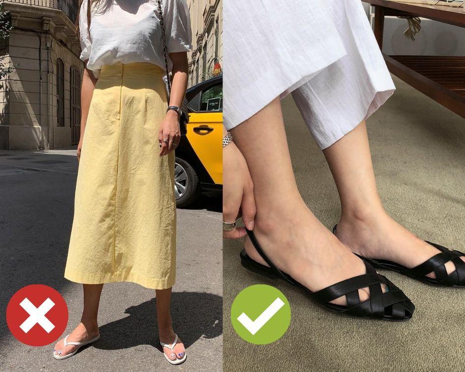 """Xin được nhấn mạnh: 5 kiểu ăn mặc sau đây sẽ khiến chị em công sở trông quê một cục""""-7"""