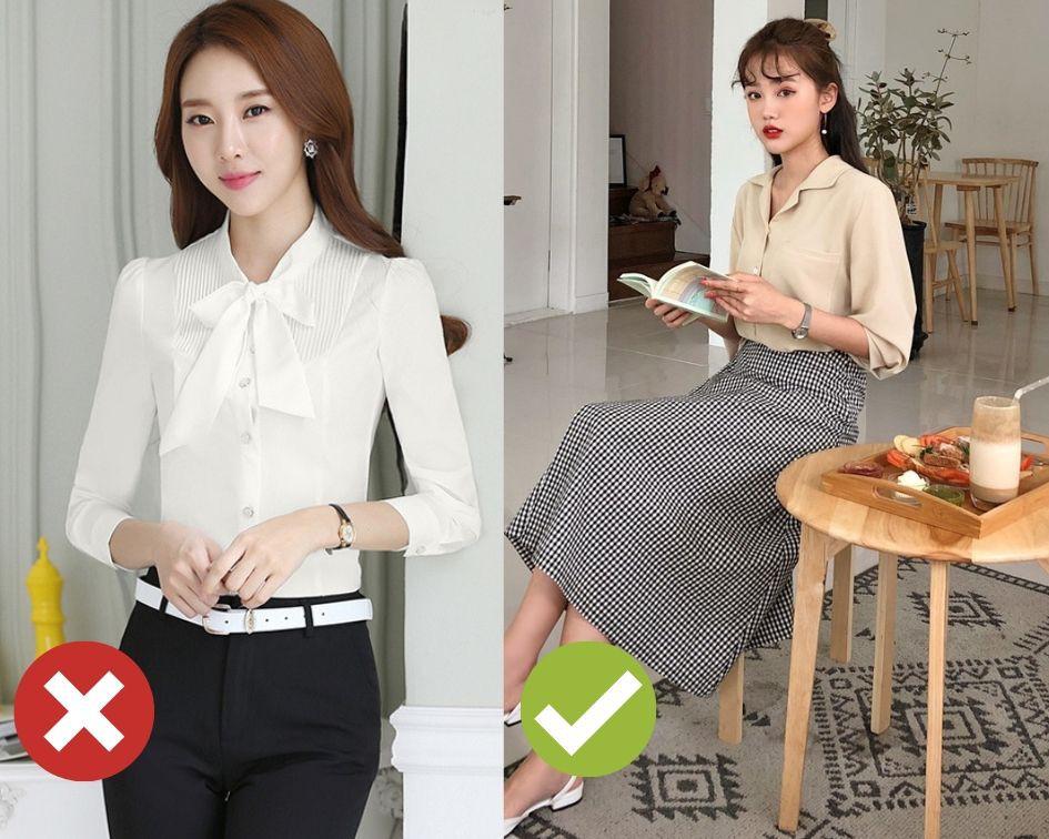 """Xin được nhấn mạnh: 5 kiểu ăn mặc sau đây sẽ khiến chị em công sở trông quê một cục""""-1"""