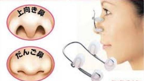 """""""Cơn sốt"""" nâng mũi không cần dao kéo của phụ nữ châu Á"""