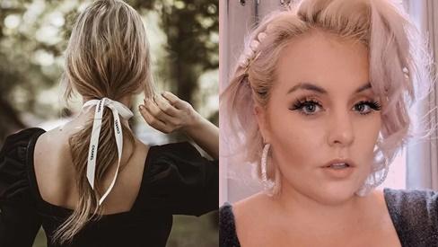 6 xu hướng phụ kiện tóc khiến nàng bánh bèo thích mê trong hè năm nay