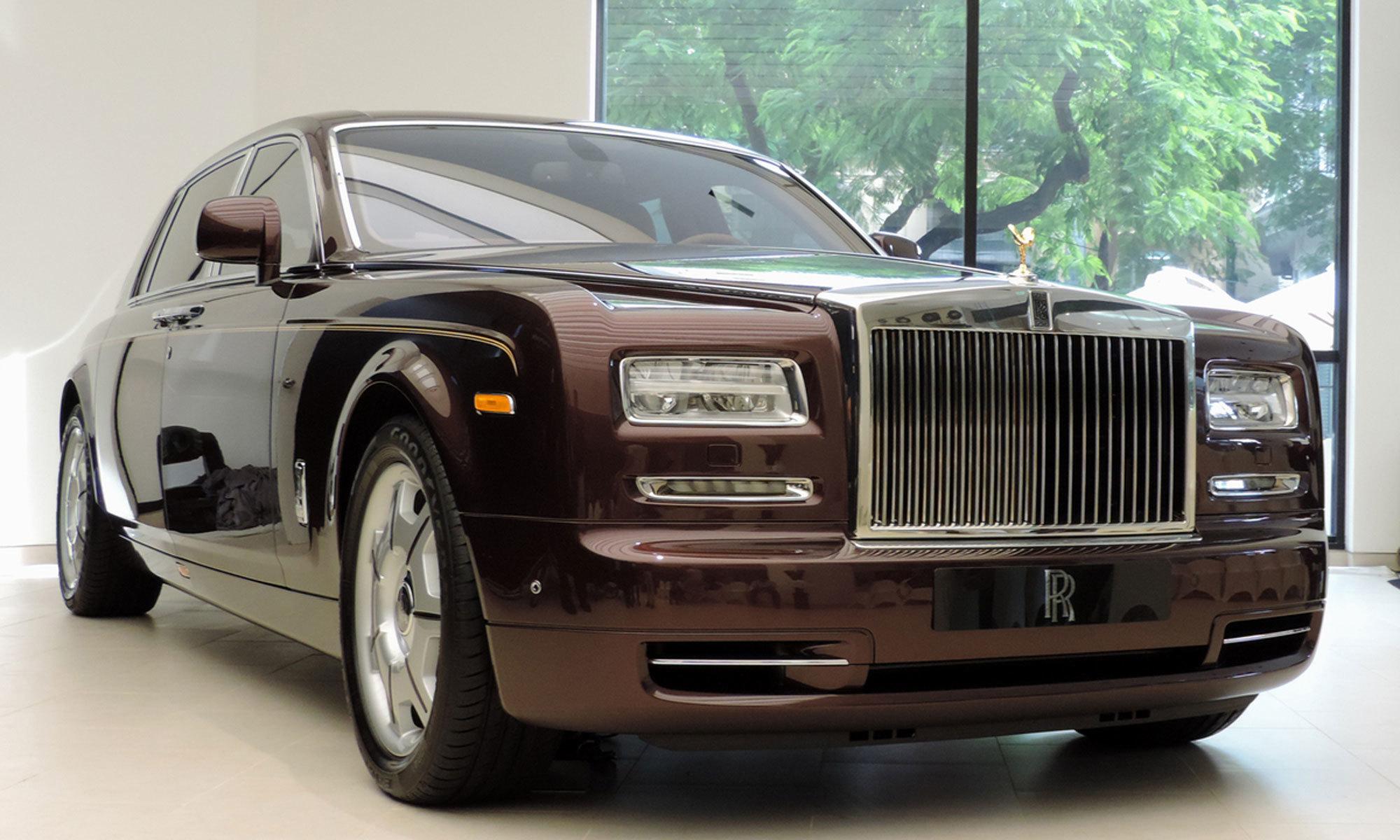 Hút thuốc lào trên Rolls-Royce, tài sản vô đối của đại gia Lê Thanh Thản-2