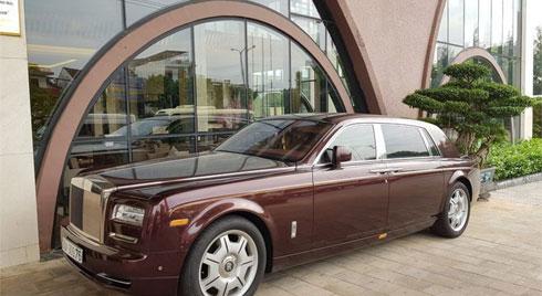 """Đại gia """"điếu cày"""" Lê Thanh Thản sở hữu bao nhiêu xe Rolls-Royce?"""