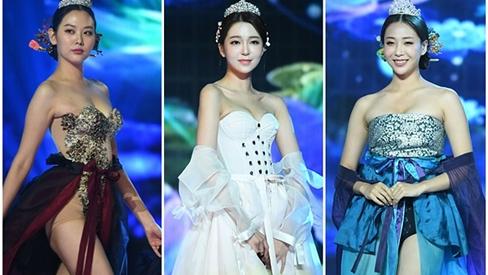 Cách điệu quá đà thành lố lăng phản cảm, loạt trang phục của thí sinh Hoa hậu Hàn Quốc 2019 bị cho là đang sỉ nhục hanbok