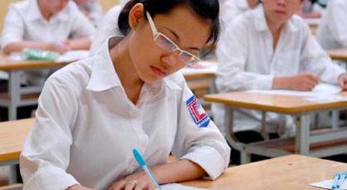 Bộ giáo dục công bố phổ điểm thi THPT Quốc gia 2019