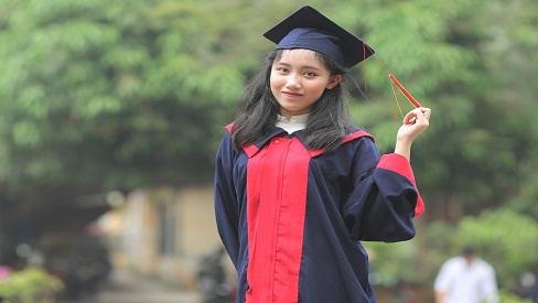 Nữ sinh có điểm 3 môn xét tuyển cao nhất cả nước năm 2019