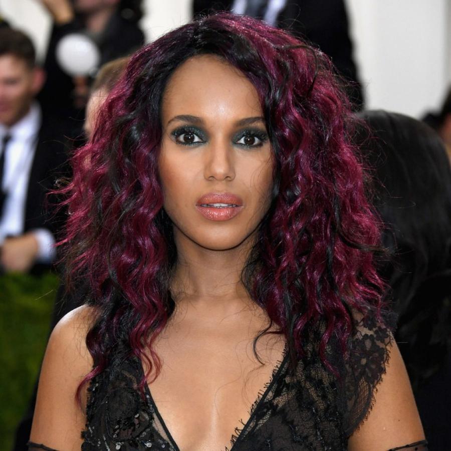 Trào lưu nhuộm tóc màu nâu đỏ đang quay trở lại thành hot trend!-6
