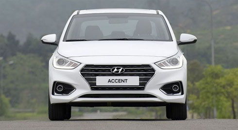 Đánh giá xe Hyundai Accent 1.4 AT cho nhu cầu gia đình: Giá rẻ, nhiều tiện nghi