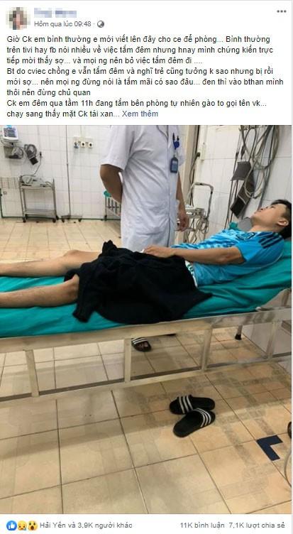 Đang khỏe mạnh, người đàn ông 31 tuổi bỗng nhập viện cấp cứu vì 1 thói quen mùa hè nhiều người biết hại mà vẫn làm-1