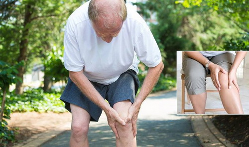 Đối phó với thoái hóa khớp ở người cao tuổi-1