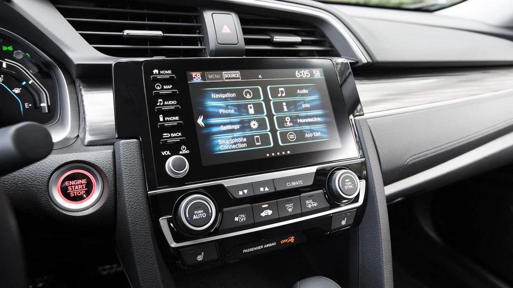 So sánh Honda Civic 2019 và Mazda3 2019: Cuộc đổi ngôi bất ngờ-9