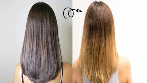 Nguyên nhân tóc nhuộm nhanh phai màu và những điều nên chánh