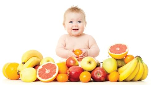Top những loại trái cây giúp bé khỏe mạnh, thông minh bạn nhất định phải biết