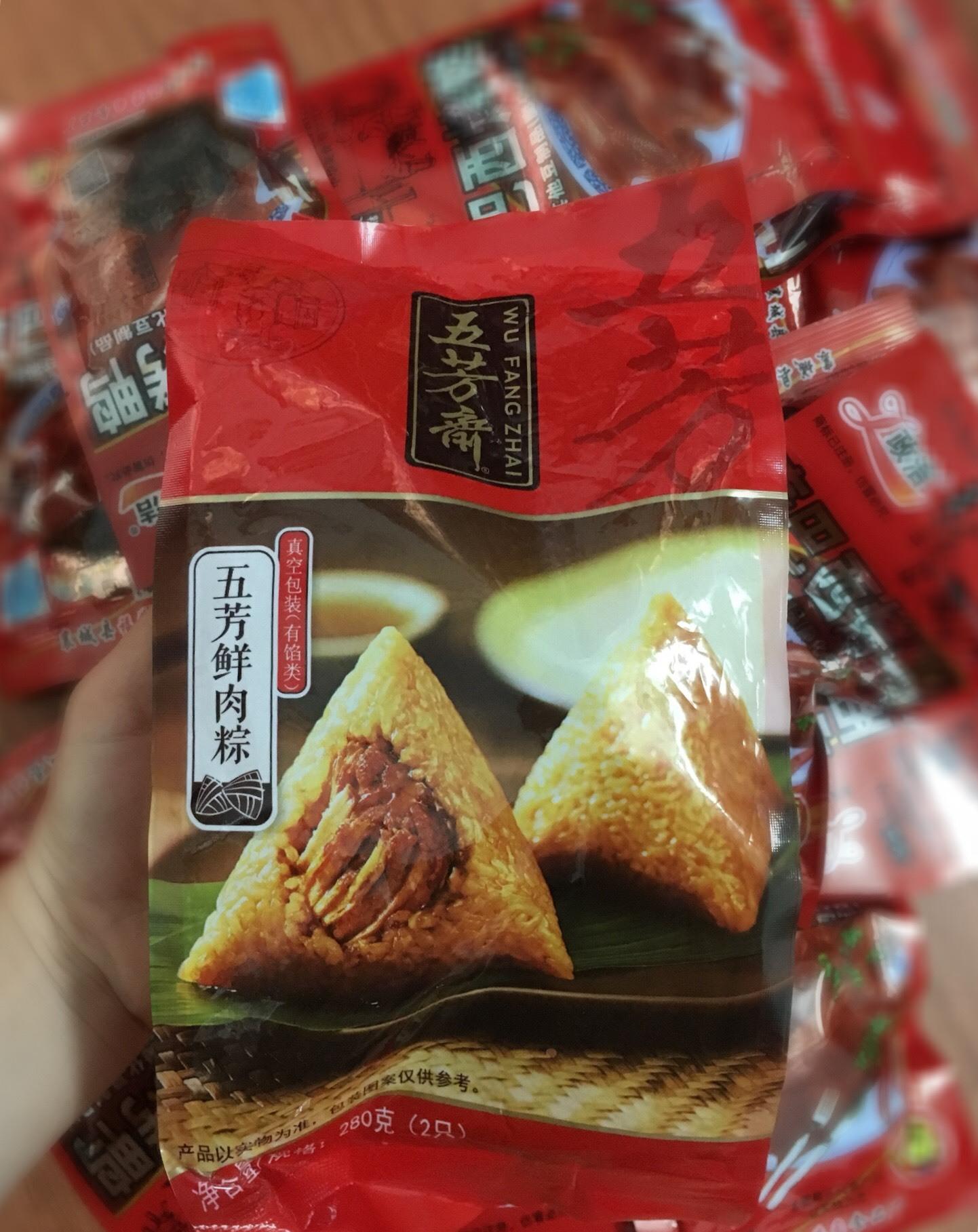 Đáng sợ, bánh chưng nội địa Trung Quốc 9 tháng không hỏng-1