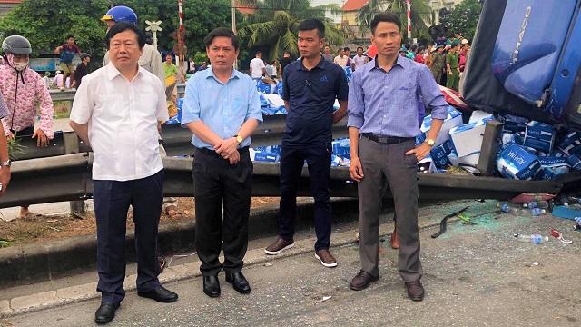 Kim Thành, Hải Dương: 3 vụ tai nạn làm 9 người thương vong