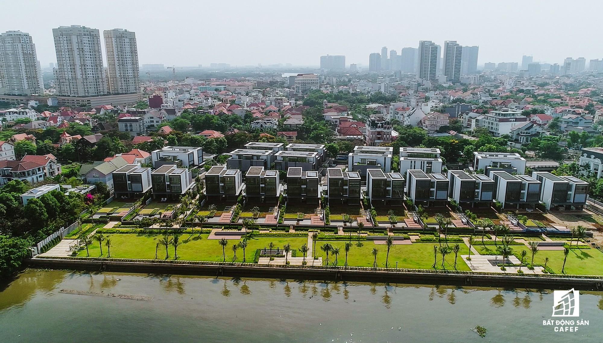 Nhà giàu cũng khóc trong những khu biệt thự sang chảnh bậc nhất Sài Gòn-9