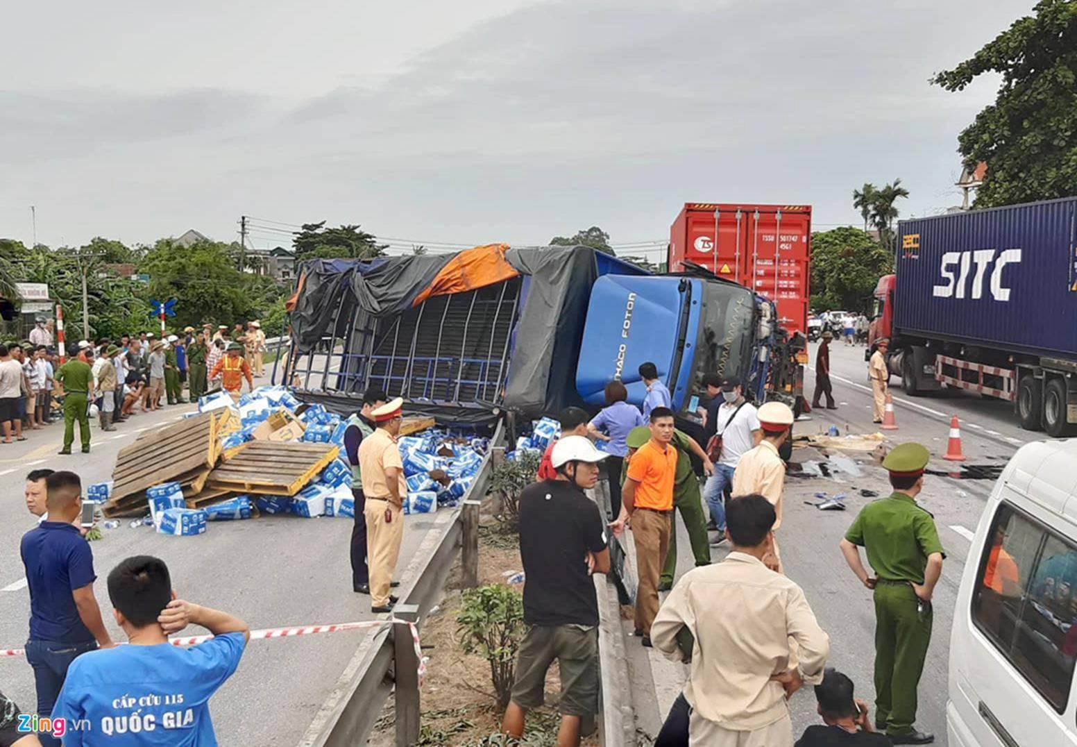 Những số phận dang dở sau vụ tai nạn 5 người chết ở Hải Dương-2