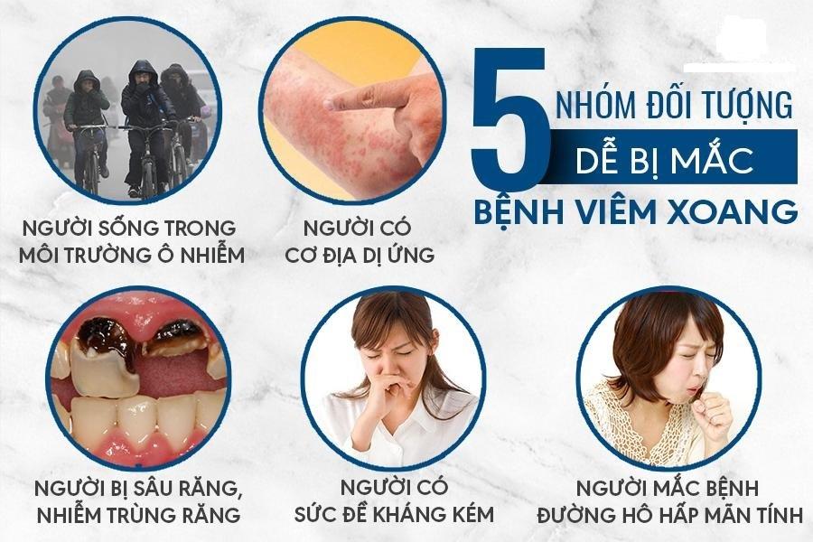 Bệnh viêm xoang có lây qua đường hô hấp không?-2