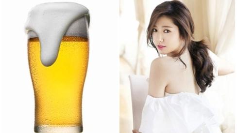 Sở hữu làn da siêu trắng cùng bia, đơn giản hiệu quả