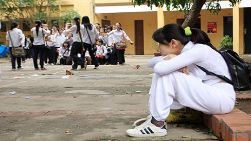 Đừng lơ là trước bệnh trầm cảm ở học sinh