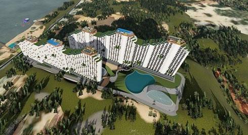 Bốn dự án bất động sản tại Phan Thiết bị ngừng giao dịch