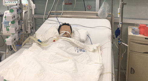 Bé trai 27 tháng tuổi nguy kịch, hỏng gan vì ngộ độc thuốc hạ sốt Paracetamol