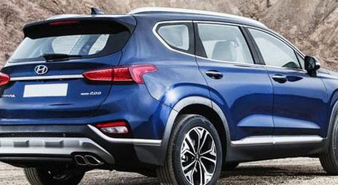 Cân nhắc VinFast LUX SA2.0 2019 và Hyundai SantaFe 2019 trong tầm tiền 1.5 tỷ