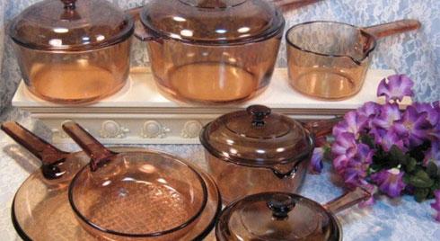 Cách sử dụng nồi thủy tinh bền đẹp để bạn nấu ăn ngon