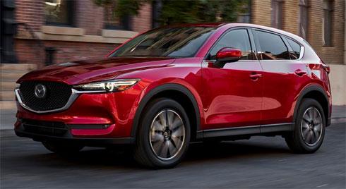 Những điểm khác nhau lớn nhất giữa Mazda CX-8 và CX-5