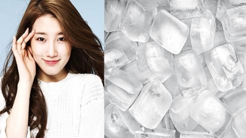 Làm đẹp da bằng đá lạnh đơn giản hiệu quả bạn hãy thử ngay