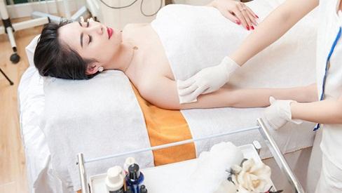 Phương pháp truyền trắng da toàn thân